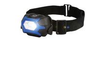 Stirnlampe, 3W COB LED, 200 Lumen, Touch-Switch,