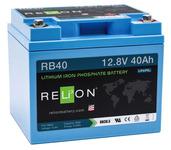 Lithium Eisenphospaht Batterie von 20-150 Ah / 12 Volt