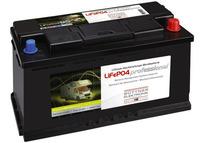 Bordbatterie mit Lithium Technologie 12V 95Ah