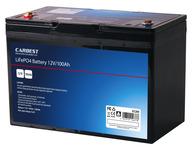100 Ah Carbest Lithium-Eisen-Phosphat Batterie (LiFePo4)