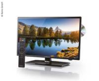 "12V Fernseher LED 18,5"", Weitwinkel LED TV"