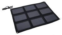Faltbares Solarpanel 50W Carbest