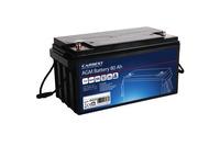 AGM Batterie 80Ah Carbest 350x167x179mm