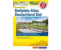 Stellplatz-Atlas Deutschland Süd 2016