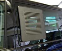 T5/6 Lüftungsgitter für Schiebefenster AIRvent rechts