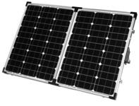 Solarkoffer 100W, das praktische mobile Solarpanel