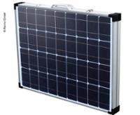 Solarkoffer 60W, das praktische mobile Solarpanel