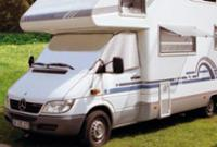 Iso-Thermomatte Ford Transit