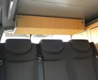 Dachhängeschrank Fertigteil VW T6/T5 Sportcamper für Reimo Schlafdach