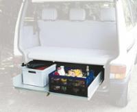 VWT4 Multivan Heckauszug anthrazit Schichtstoff