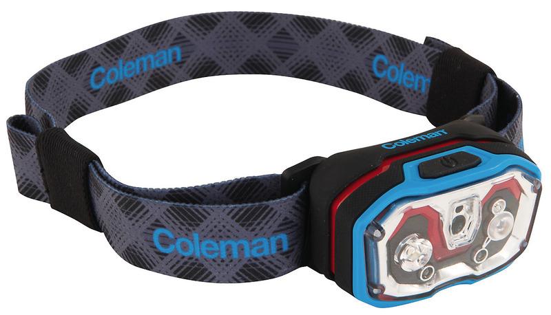Stirnlampe CXS+ 250 blau mit Battery Lock Technologie