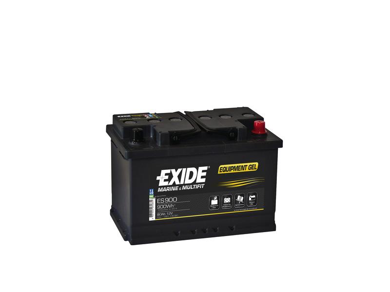 Gel-Batterien