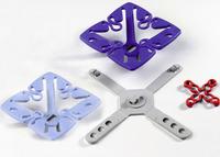 Froli Bettsystem Star Zusatzpaket 12 Elemente + 12 Fußkreuze + 2 Spannkreuze