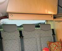 Dachhängeschrank Fertigteil VW T6/T5 Sportcamper für Seriendach