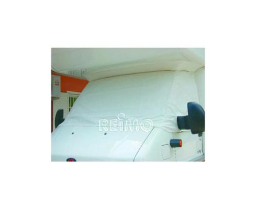 Summer insulation f  VW T5, for outside, white, triple layer