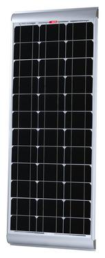 Solar panel 100W incl  brackets
