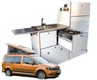 VW Caddy Camper Ausbau