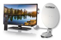 12 Volt Fernseher, Camping Sat Anlage, Multimedia