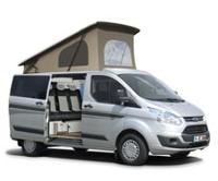 Ford Transit Custom Aufstelldach