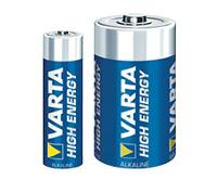 Haushaltsbatterien