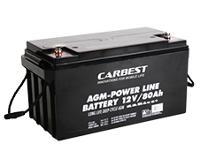 AGM Batterie 12V, Gel Batterie