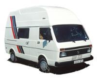 VW LT, Crafter Hochdach
