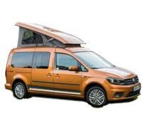 VW Caddy Aufstelldach