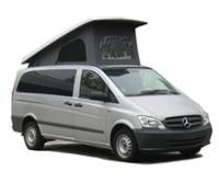 Vito Camper Ausbau, Viano, V Klasse Camper bis 2014